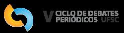 Logo V CICLO DE DEBATES